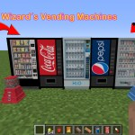Wizard Vending Machine Mod Mod