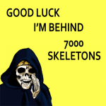 Good Luck, Skeleton! Mod