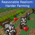 Harder Farming Mod