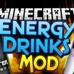 Energy Drinks Mod Mod