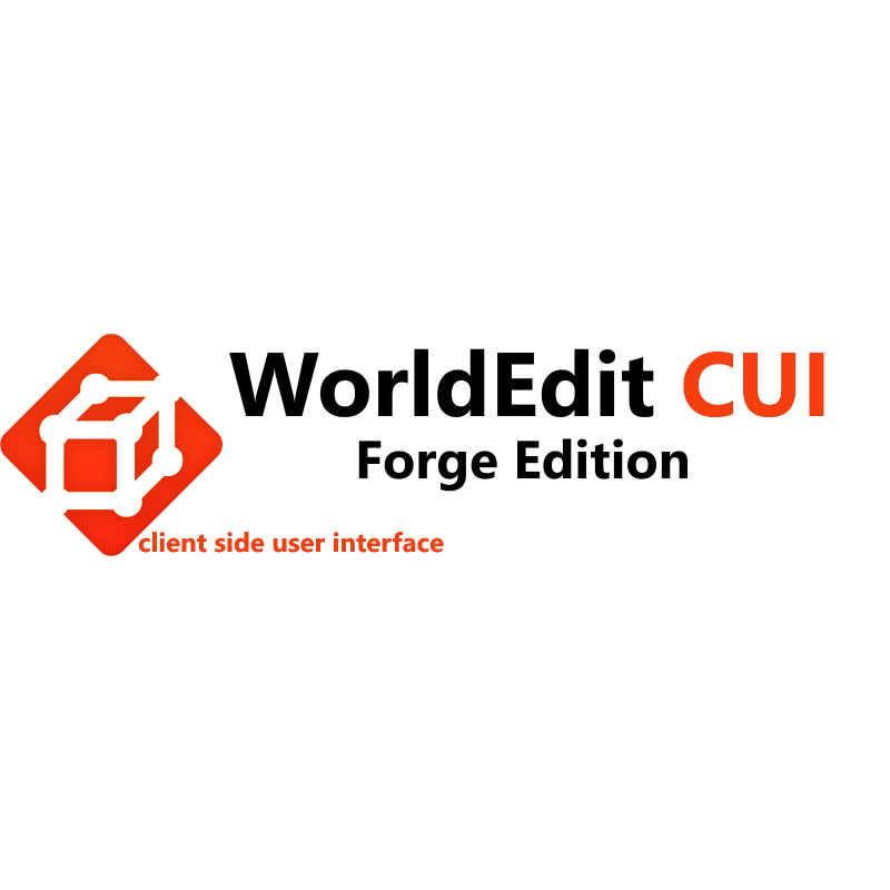 WorldEditCUI Forge Edition 2 Mod 1.14.4/1.13.2/1.12.2/1.11