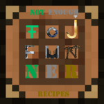 Not Enough Recipes (NER) Mod