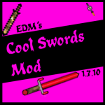 Cool Swords Mod Mod