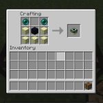 Craftable End Portal Frames! Mod