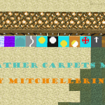Weather Carpets Mod Mod