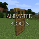 GobBob's Animated Blocks Mod