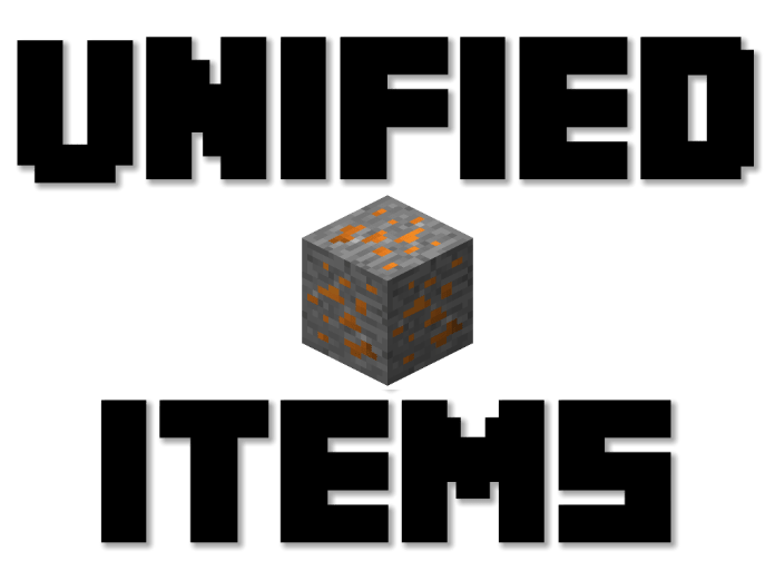 Unified Items Mod