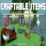 Craft-able Items Mod Mod