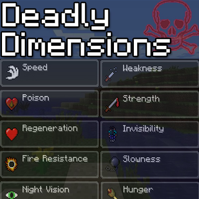 Deadly Dimensions Mod