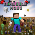 Tameable Mobs Mod