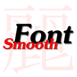 Smooth Font Mod