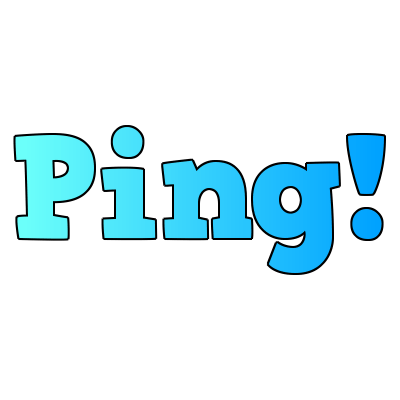 (Chat) Ping! Mod