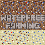Waterfree Farming Mod