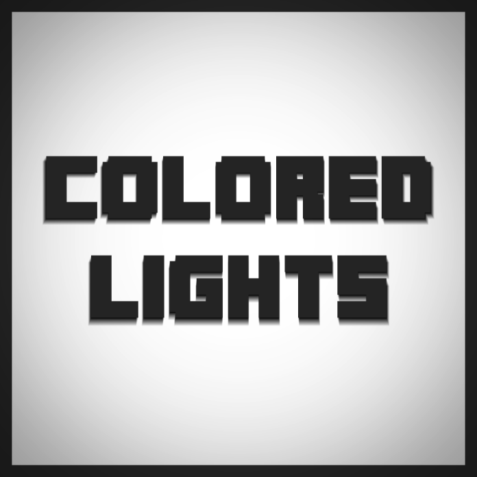 Colored Lights Mod