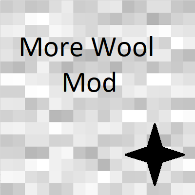 Michael18751's More Wool Mod Mod