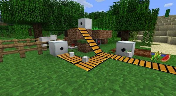 Industrial Foregoing Mod 1.11.2/1.10.2 for Minecraft