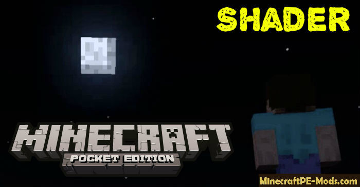 Bsl shaders is a shader pack for minecraft: Realistic Stars Shaders Minecraft PE Texture Pack 1.12.0