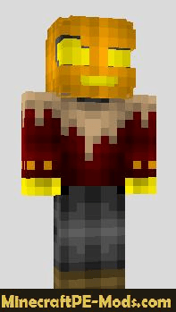 Scary Skins Pack For Minecraft PE 1903 181 180