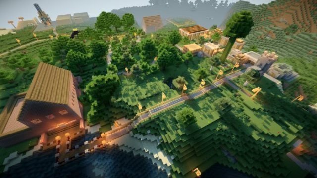 GLSL-Shaders-Mod-Minecraft-6