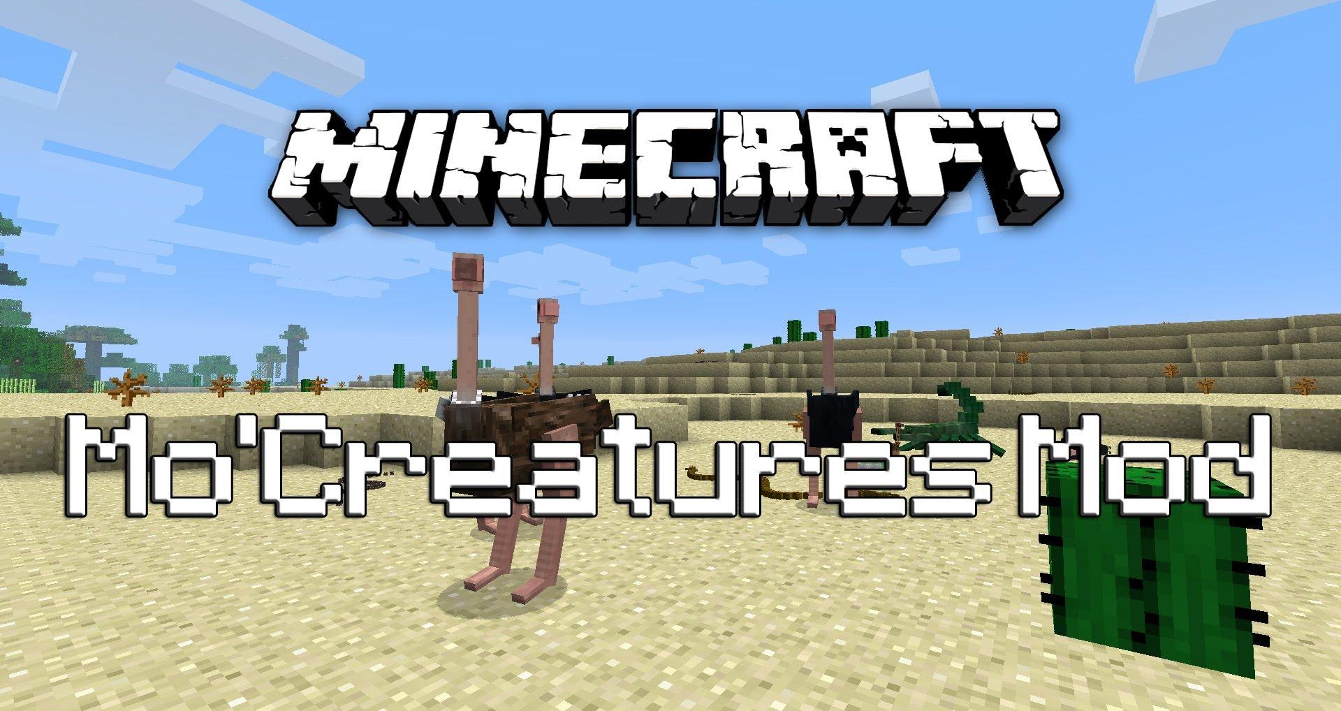 Mo Creatures Mod For Minecraft 11311221112 Minecraftred