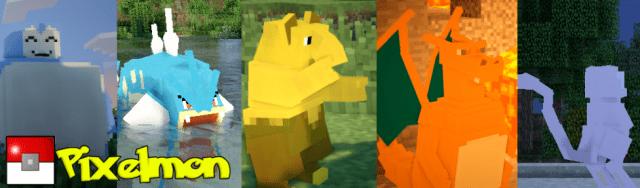 Pixelmon Mod for Minecraft 1 13/1 12 2/1 11 2 | MinecraftRed