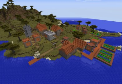 [PC 1.11] Ocean Savana Village