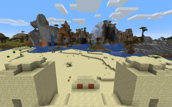 Minecraft 1 13 Seeds Java Edition Of 11 - Year of Clean Water