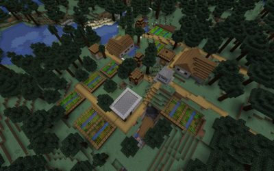 village minecraft blacksmith ravine seed cave librarian newest inside java seeds edition building spawn point beside deep loot note