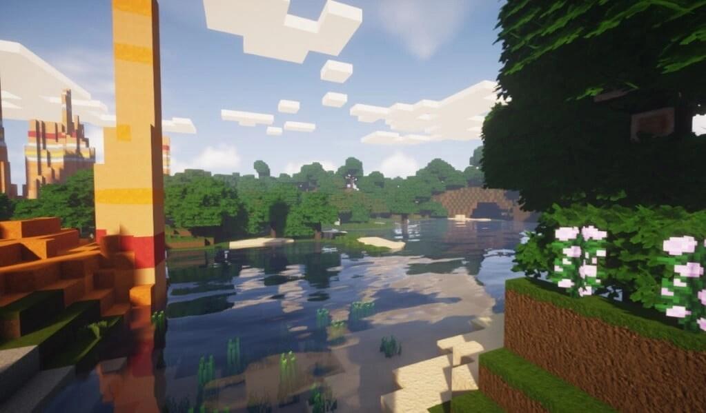 Chocapic13's Minecraft Shaders
