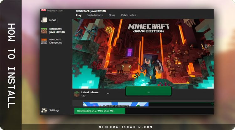 How to Install Optifine 1.17.1? (Forge Mods Compatible) | WTBBLUE