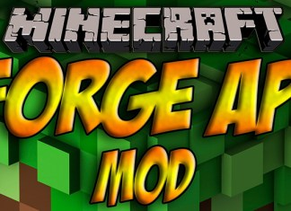 Minecraft Forge API minecraft 1.8-1.7.10