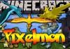 Pixelmon mod for minecraft 1.8