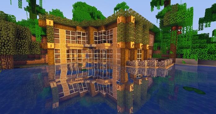 4 Mod 1 6 Minecraft Glsl Shaders