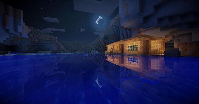 Sildurs Shaders Mod for Minecraft 1.8
