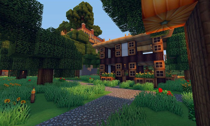 Sonic Ether's Unbelievalbe shaders Mod minecraft 1.8