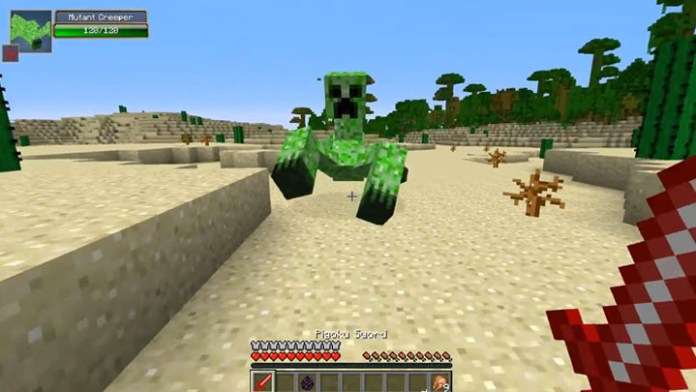 the great pigoku mod for minecraft 1.7.10