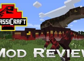 Jurassicraft Mod for Minecraft