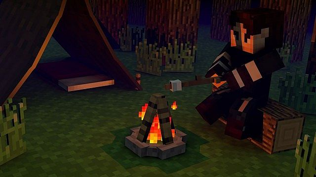 the camping mode for minecraft 1.7.10