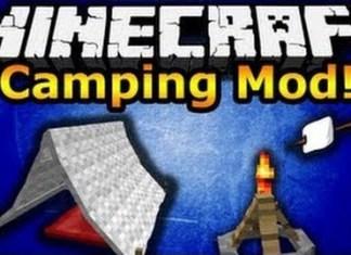 minecraft camping mode