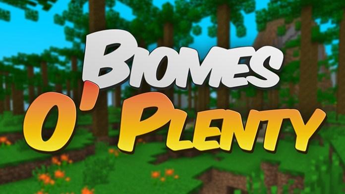 biomes o plenty 1.8