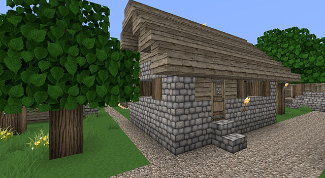 Chroma Hills Resource Pack for Minecraft