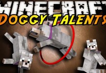 Doggy Talents Mod Mod for Minecraft