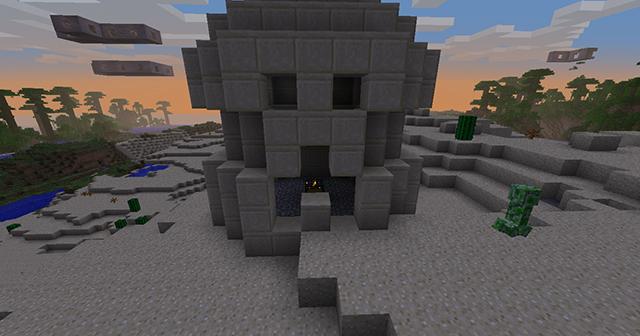 DungeonPack Mod for Minecraft