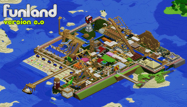 Funland Map for Minecraft