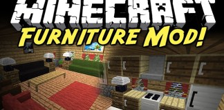 Furniture Mod for Minecraft