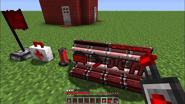 Paintball Mod for Minecraft 3