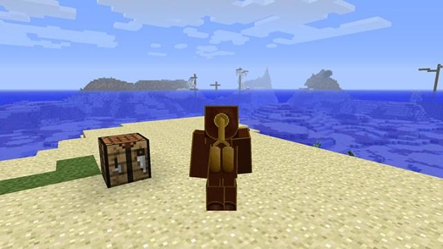 Shipwrecks Mod for Minecraft