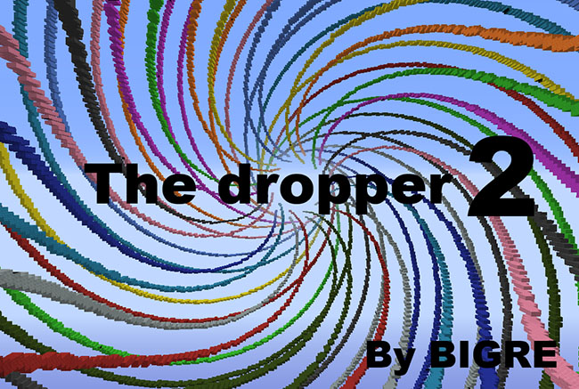 The Dropper 2 Map for Minecraft 2
