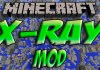 X-Ray Mod for Minecraft 1.8