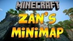 Zan's Minimap Mod for Minecraft 1.13.2/1.12.2